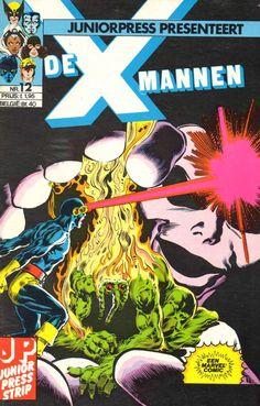 X-Mannen #12 Dodendans