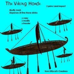 The Viking Horde Box