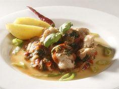 Spicy Chicken Stew | Italian Recipes | Italian recipes - Italian food culture - Academia Barilla