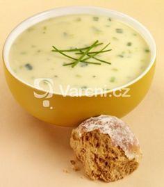 Rychlá a velice jednoduchá pórková polévka.