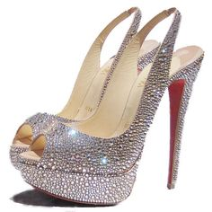 Our Christian Louboutin store can provide you cheapest Christian Louboutin Fashion Diamond High Heels Slingbacks. It is essential to offer fast shipping of every order. If you're find christian louboutin shoes, I'm sure this is your exact web store you are looking at Christian Louboutin Fashion Diamond High Heels Slingbacks. Here you'll get the quality guaranteed red heels shoes.