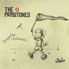 The Parlotones Dragonflies & Astronauts UK vinyl single inch record) Astronauts, Music Lyrics, Dragonflies, Army, Snoopy, Illustration, Pictures, Fictional Characters, Design