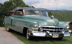 1952 Cadillac Coupé de Ville