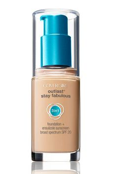 Covergirl Outlast Stay Fabulous 3 in – Warm Beige - Beauty Tips and Tricks Drugstore Makeup, Makeup Tips, Beauty Makeup, Face Makeup, Makeup Ideas, Makeup Goals, Makeup Tutorials, Makeup Forever Hd Foundation, Best Drugstore Foundation