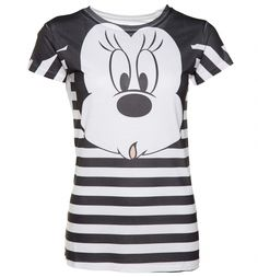 Loving this adorable Minnie Mouse sublimation tee, showing some love for Disneys fave mouse! Since 1928 she\'s been breaking some serious hearts...join the hype in style!