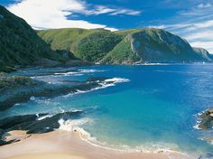 The Best Coastal Drives, Part II - Condé Nast Traveler Garden Route, South Africa World's Most Beautiful, Beautiful Beaches, Beautiful World, Absolutely Stunning, Sea To Sky Highway, Le Cap, Thinking Day, Africa Travel, Places To See