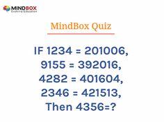 #Mindbox #Quiz of the Day!