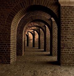 Adega Abobadada, Túnel, Arcos, Keller