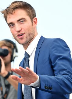 25May17 Cannes ~ Good Time photocall / interviews