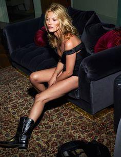 Kate Moss by Mert Alas & Marcus Piggott for Vogue Paris October 2015 2