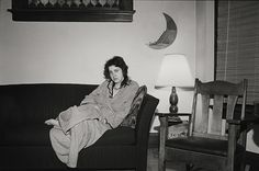 Dick Blau, Empty Chair, 1987