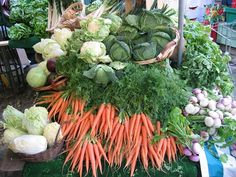 A study by the Washington University shows that food and organic crops have advantages over conventional.