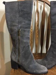 3d78cc97672fd5 Nine West distressed suede women s boots