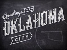 Greetings from Oklahoma City | Mauricio Cremer