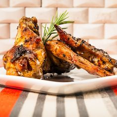 Grilled Asian Wings recipe - BACARDI® Mixers - Partytime, Anytime with BACARDI®…