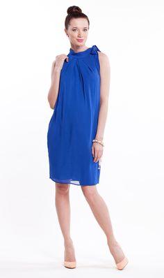 Zwiewna i elegancka sukienka ciążowa Suzana