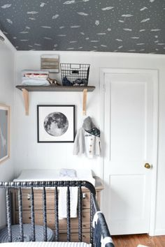 baby boy nursery ideas nesting with grace changing table 3