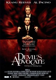 The Devil's Advocate Movie Poster (1997)