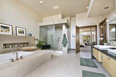 The Evergreen House - modern - bathroom - denver - Entasis Group
