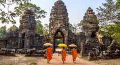 Paket Liburan ke Kamboja
