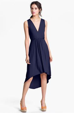 FELICITY & COCO Pleated High/Low Dress (Nordstrom Exclusive) | Nordstrom