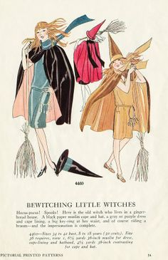 Early 20th Century Halloween Costumes