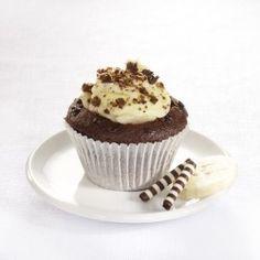 Banana-Split Muffin Bananen-Split Muffin / Cupcake