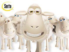 serta counting sheep - Google Search