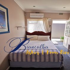 The Self-Catering Suite is suitable for two persons and may be found on the ground floor. It boasts a Queen sized bed, full bathroom ( including both bath tub and shower ) and a fully equipped kitchen ( along with appliances and Cookware). The room is Air Conditioned and comes with an additional standing fan. It has a remote controlled TV, DSTV and Free Wi-Fi. A Complimentary Coffee and a Tea tray is included, in addition to Towels and Linen. Regrettably the room is non-smoking. Bath Tub, Shower Tub, Tea Tray, Queen Size Bedding, Ground Floor, Cookware, Wi Fi, Towels, Catering