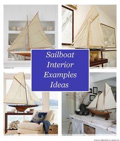 Sailboat Interior Examples