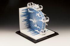 7rano - Sher Christopher - Papierowe rzeźby