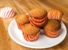 Vaníliás muffin Cake Cookies, Goodies, Breakfast, Sweet, Food, Cakes, Food Recipes, Postres, Per Diem