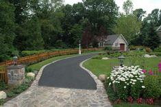 Driveways - Luxury Driveway Designs Bergen County