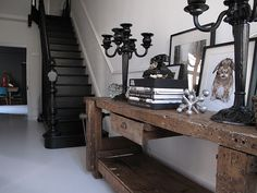 entry table accessories