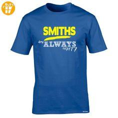 Its A Surname ThingHerren T-Shirt, Slogan Blau Königsblau - Shirts mit spruch (*Partner-Link)