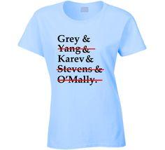 Surviving Original Greys Anatomy Interns T-shirt