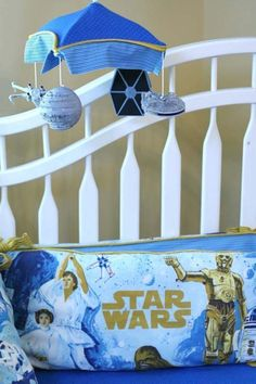 May the Force Be In Your Room: 10 Star Wars Nurseries & Kids' Bedrooms