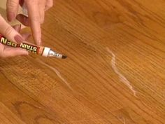 How To Repair Wood Floor Scratches Quick Fix Friday