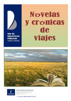 Guía de novelas y crónicas de viaje elaborada por nosotros mismos, desde la Biblioteca Pública del Estado en Cuenca. ¡Que la disfrutéis!