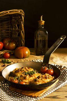 Yerbabuena en la cocina: Bacalao con pasas y piñones. Las mejores recetas de mi madre de Joan Roca