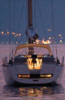 Beneteau Oceanis 58 Sailing Yacht