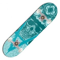 Board complète ANTIZ Skool turquoise 7.75 pouces 89,00 € #skate #skateboard #skateboarding #streetshop #skateshop @playskateshop