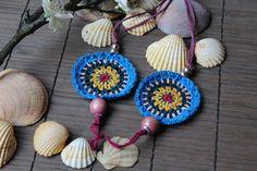 Sandalias Pies Descalzos Mandala, Zapatos Hippie, Sandalias de playa,  Joyería de los pies, Danza del vientre, Yoga, Pulsera para el tobillo de PmpPetriMontes en Etsy