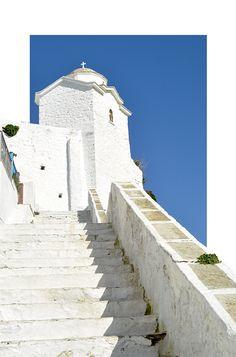 Church, Island of Skopelos, Greece *