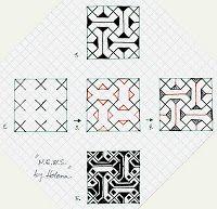 Tangle ~ N.E.W.S. #Geometry