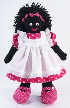 Knitted Golliwog Pattern : 1000+ images about golliwog patterns on Pinterest Knitted dolls, Knitting p...