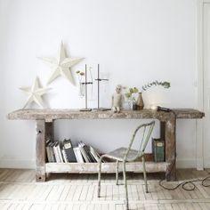 les 25 meilleures id es de la cat gorie etabli bois sur. Black Bedroom Furniture Sets. Home Design Ideas