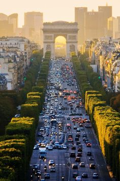 Paris , Arc De Triomphe.  My favorite city and my favorite spot in town.