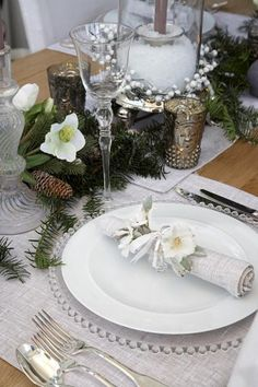 Nordic & French Inspiration for Christmas | DESDE MY VENTANA