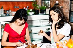The Hemsley Sisters on Their Perfect Day of Eating  - HarpersBAZAAR.com